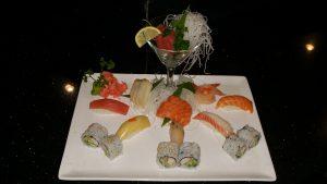 Best Sushi in Orlando A-Aki Sushi